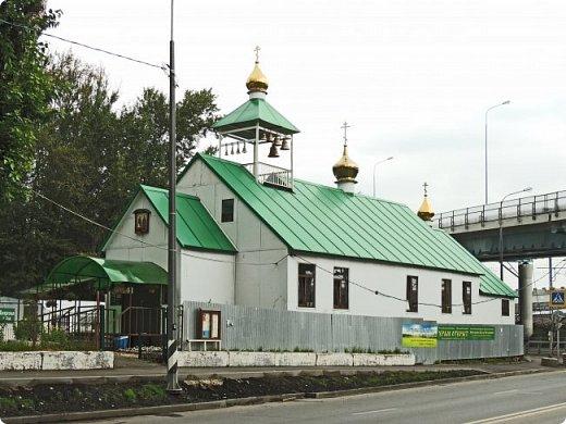 Москва. Церковь Александра Свирского. (фото сделаны с благословения  священника Василий Щур) фото 16