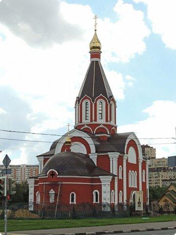 Москва. Церковь Татианы в Люблино (новая) фото 3