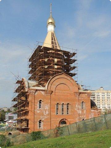 Москва. Церковь Татианы в Люблино (новая) фото 13