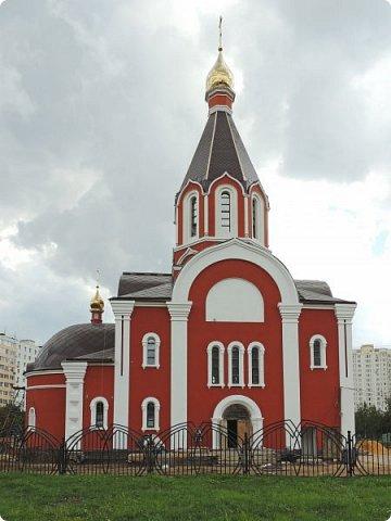Москва. Церковь Татианы в Люблино (новая) фото 1