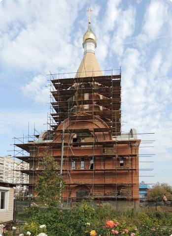 Москва. Церковь Татианы в Люблино (новая) фото 12