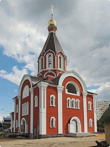 Москва. Церковь Татианы в Люблино (новая) фото 2