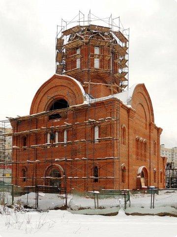 Москва. Церковь Татианы в Люблино (новая) фото 14