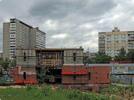 Москва. Церковь Татианы в Люблино (новая) фото 15