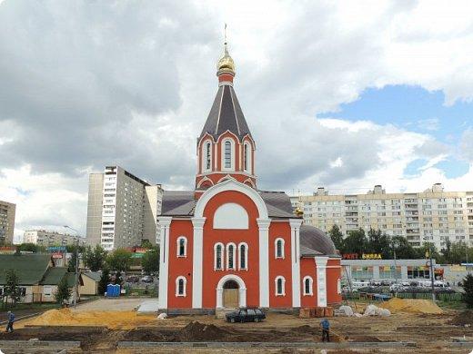 Москва. Церковь Татианы в Люблино (новая) фото 5