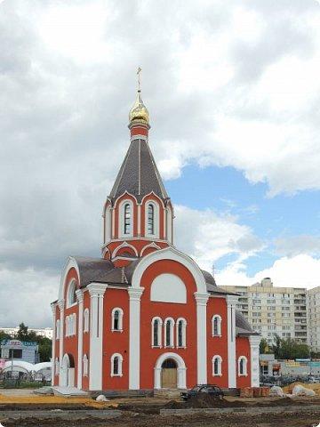 Москва. Церковь Татианы в Люблино (новая) фото 10