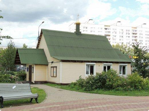 Москва. Церковь Татианы в Люблино (новая) фото 9