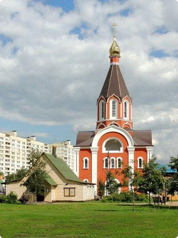 Москва. Церковь Татианы в Люблино (новая) фото 7
