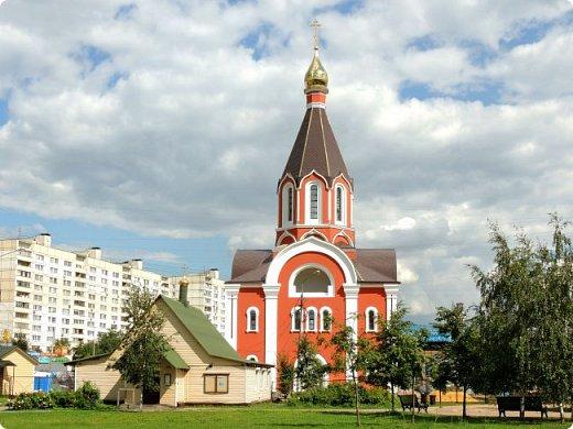 Москва. Церковь Татианы в Люблино (новая) фото 11