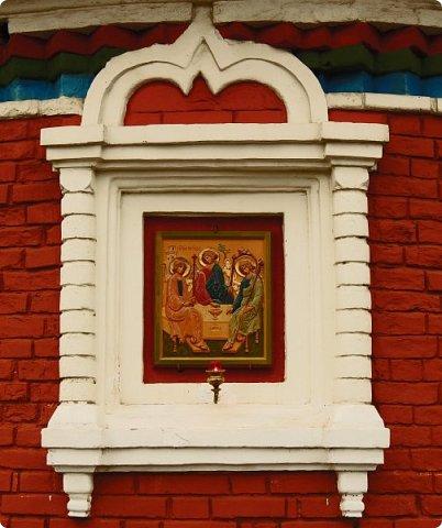 Москва. Церковь Николая Чудотворца в Сабурове фото 2