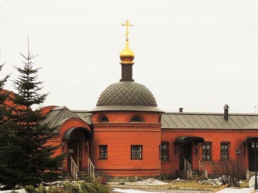 Москва. Церковь Николая Чудотворца в Сабурове фото 5