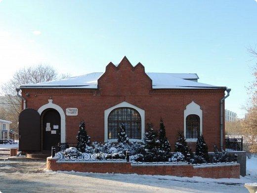 Москва. Церковь Троицы Живоначальной в Борисове. фото 6