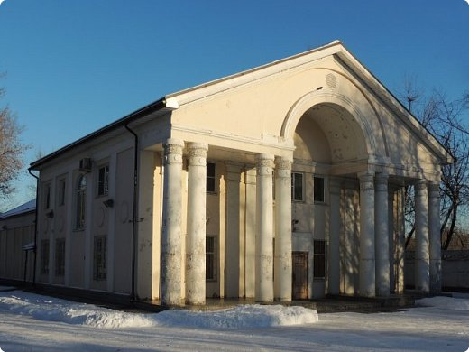 Москва. Церковь Троицы Живоначальной в Борисове. фото 12
