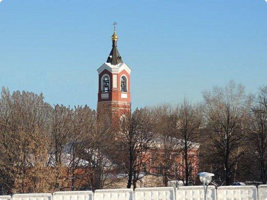 Москва. Церковь Троицы Живоначальной в Борисове. фото 9