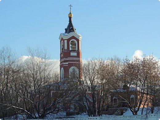 Москва. Церковь Троицы Живоначальной в Борисове. фото 10