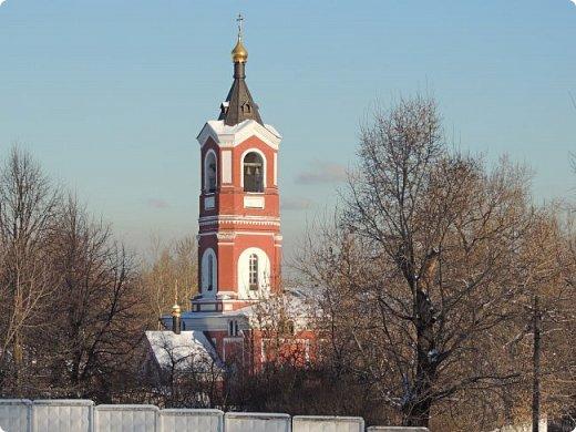 Москва. Церковь Троицы Живоначальной в Борисове. фото 11