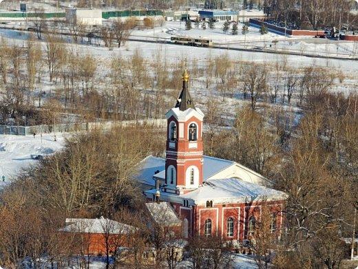 Москва. Церковь Троицы Живоначальной в Борисове. фото 5