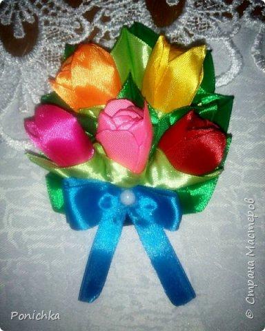 Подарок маме на 8 Марта. Сделала по МК http://stranamasterov.ru/node/915940?c=favorite фото 7