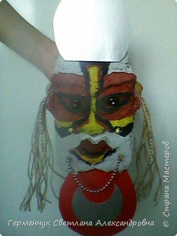 Это -маска африканских   шаманов.Африканские шаманы имеют влияние на людей  фото 6