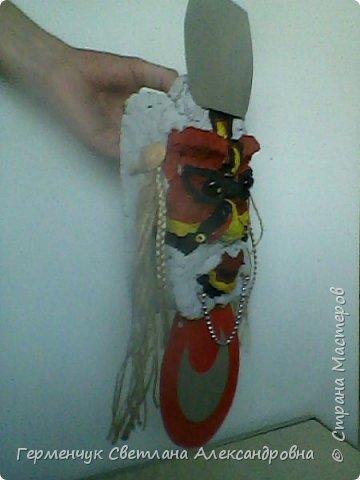 Это -маска африканских   шаманов.Африканские шаманы имеют влияние на людей  фото 7