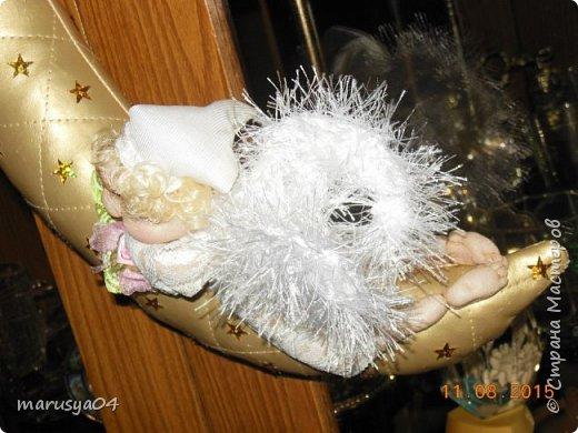Ангелочек-сплюшка по МК Ликмы http://stranamasterov.ru/node/128550#comment-14250373 фото 10