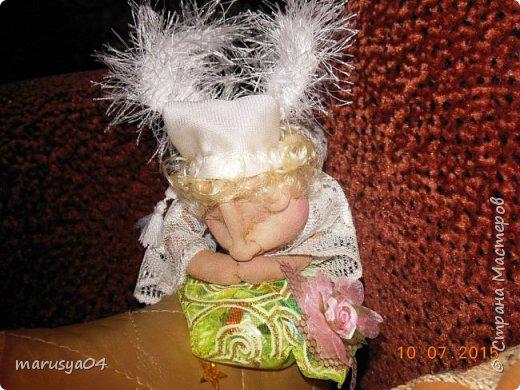 Ангелочек-сплюшка по МК Ликмы http://stranamasterov.ru/node/128550#comment-14250373 фото 4