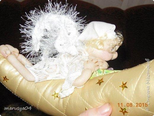 Ангелочек-сплюшка по МК Ликмы http://stranamasterov.ru/node/128550#comment-14250373 фото 11
