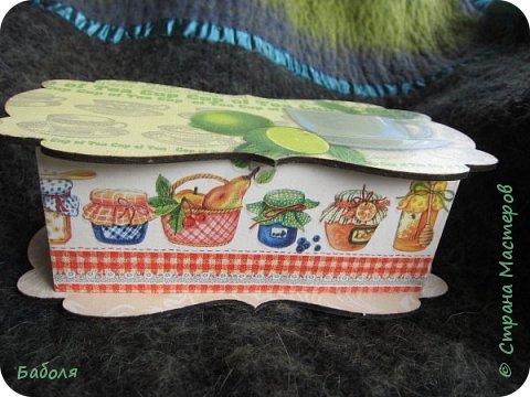 Коробочки для чайных пакетиков фото 4