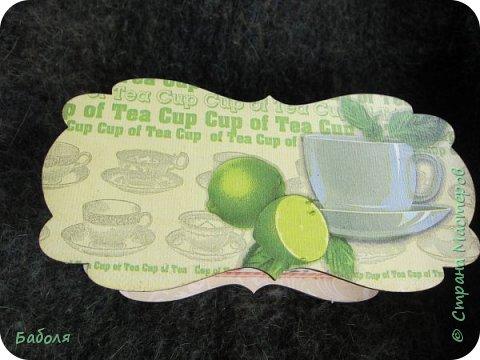 Коробочки для чайных пакетиков фото 5