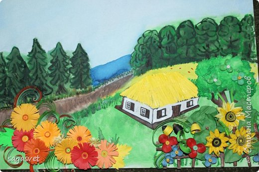 Поделка для детского сада.  фото 1
