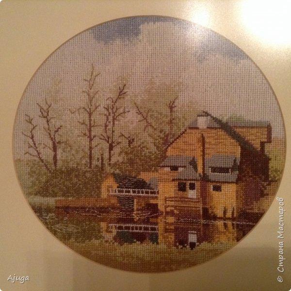 Давно вышитые картины, теперь украшают мой дом фото 4