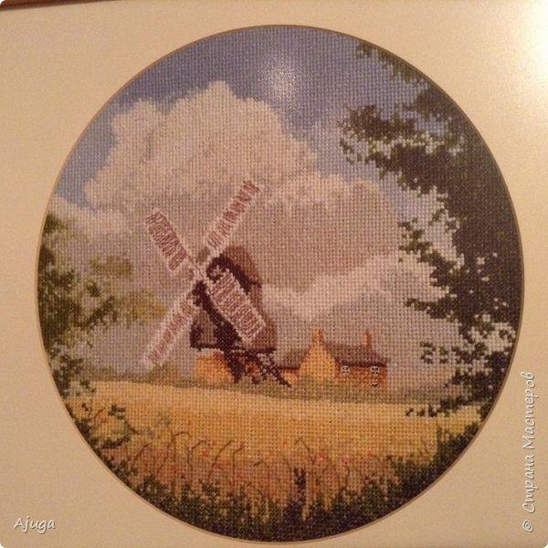 Давно вышитые картины, теперь украшают мой дом фото 3