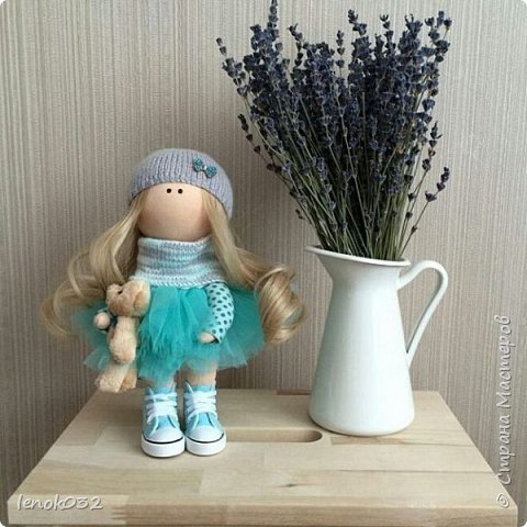 Коллекционные куклы ручной работы фото 2