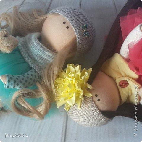 Коллекционные куклы ручной работы фото 4
