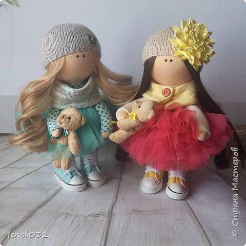 Коллекционные куклы ручной работы фото 5