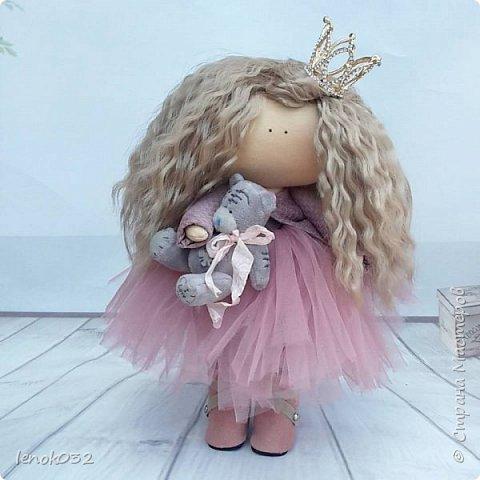 Коллекционные куклы ручной работы фото 1