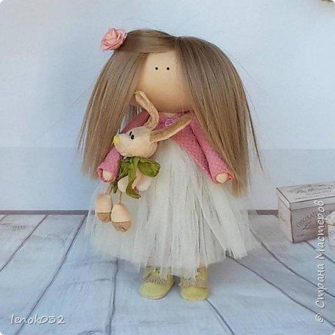 Коллекционные куклы ручной работы
