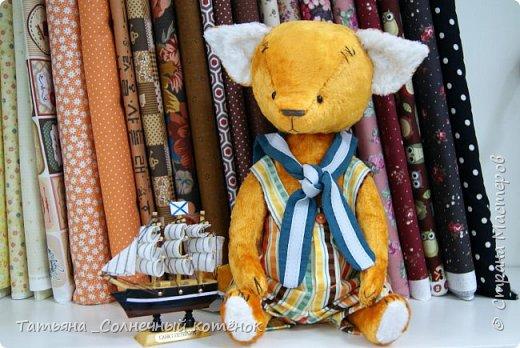 Тедди-лисёнок Яша фото 2