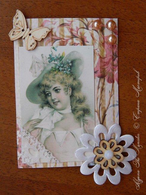 """Серия карточек на тему """"Старый чердак"""". Серия называется """"Дамы эпохи"""". Выбирают только участники игры. фото 3"""