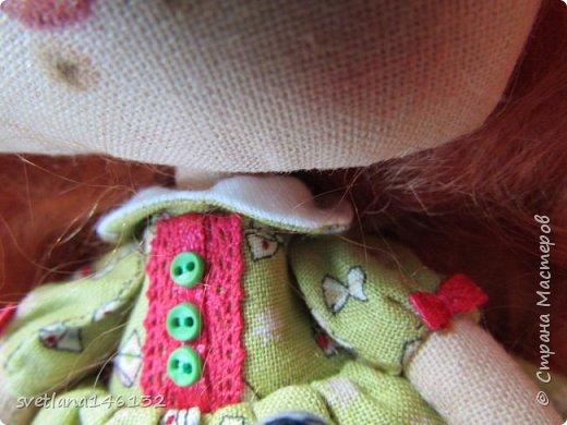 Кукла с собачкой фото 5