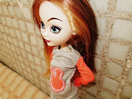 """Привет всем! Сегодня я сдаю работу на конкурс """"Школьные деньки"""". Её представляет Амелия. Она переходит в этом году в 10 класс.  фото 11"""