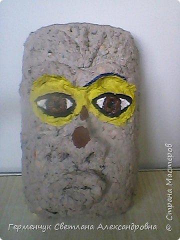 """Это-  маска индейцев.Название"""" индейцы """"возникло ошибочно,так как  европейские мореплаватели считали, что открыли Индию. фото 2"""