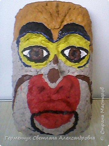 """Это-  маска индейцев.Название"""" индейцы """"возникло ошибочно,так как  европейские мореплаватели считали, что открыли Индию. фото 3"""