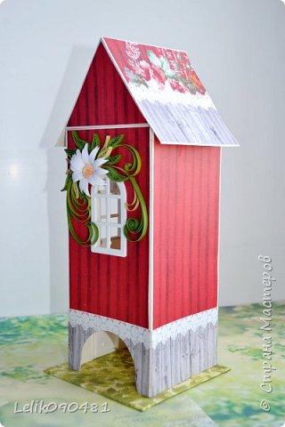 Чайный домик для чайных пакетиков  фото 3