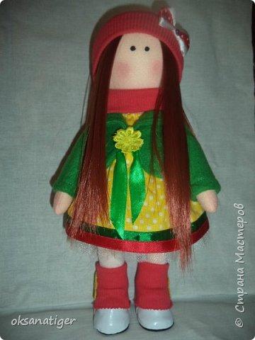 Кукла Аленка, 27 см. фото 4