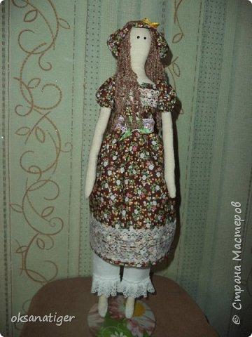 Кукла Аленка, 27 см. фото 7