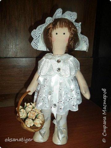 Кукла Аленка, 27 см. фото 1