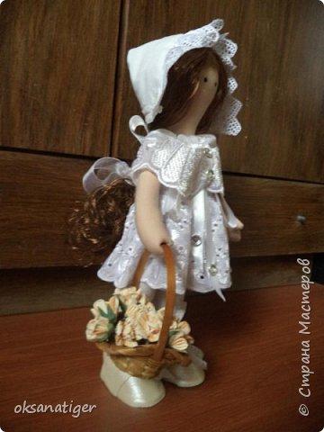 Кукла Аленка, 27 см. фото 2