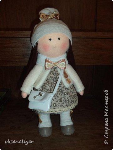 Кукла Аленка, 27 см. фото 5