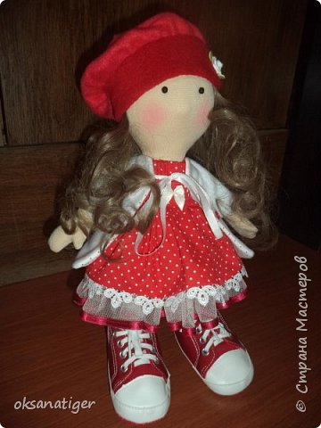 Кукла Аленка, 27 см. фото 6